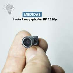 Mini Camara Espia Inalambrica De Larga Duracion Wifi Miniatura Envio Gratis O Domicilio Gratis