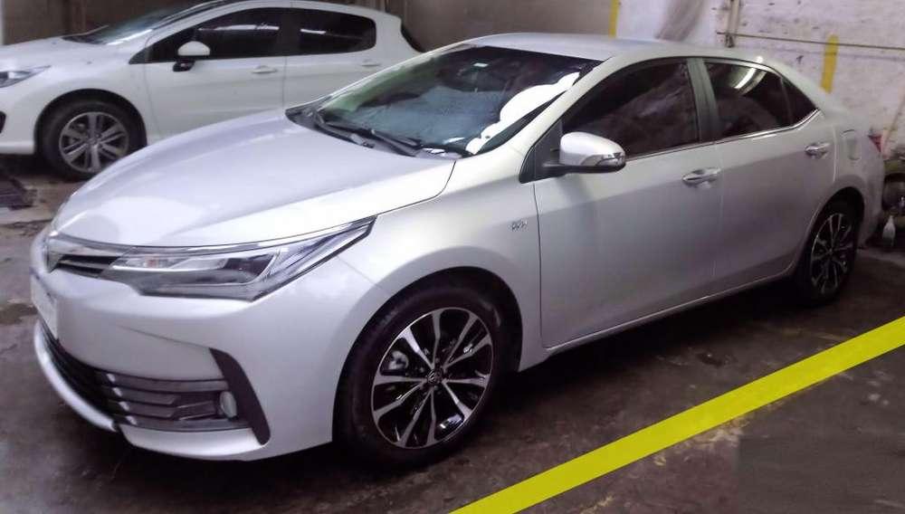 Toyota Corolla 2018 - 17500 km