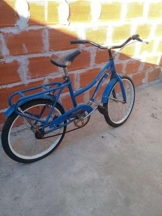 2 Bicicletas Usadas Rod.20 Y 24