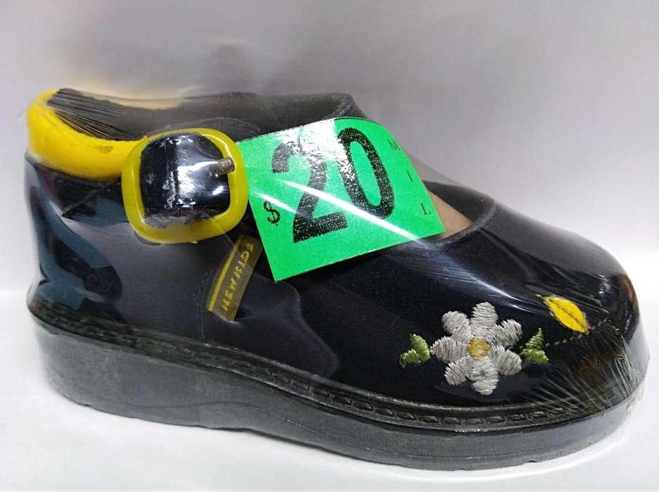 Zapatos para niños 21al23 NK002 Mira Mami