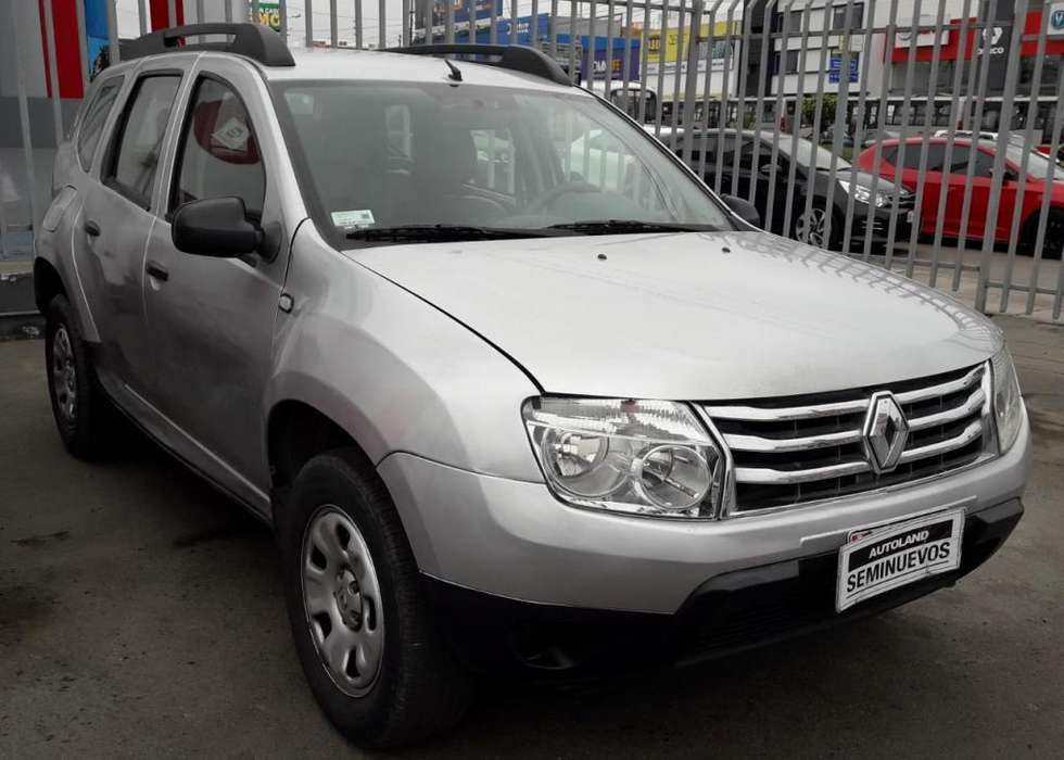 Renault Duster 2013 - 54000 km