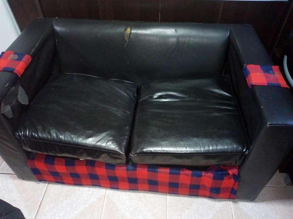 Sofa Dos Cuerpos