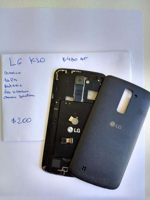 Repuestos Lg K10 K430ar
