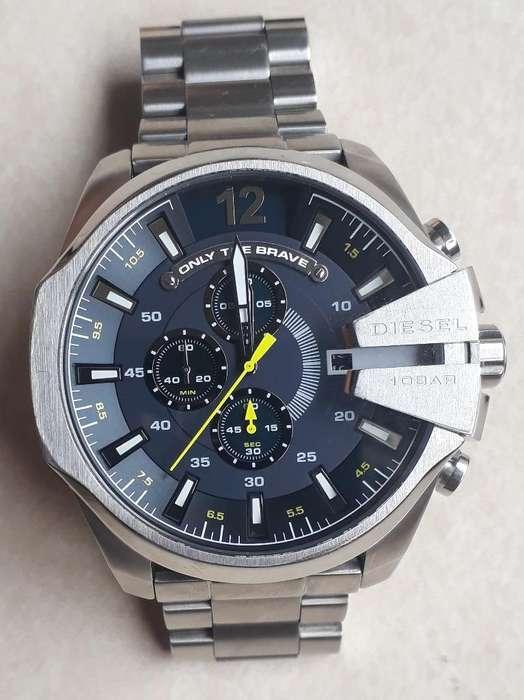 Reloj Diesel Dz4329 Mega Chief