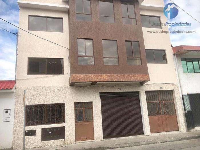 Casa Comercial en venta en Cuenca sector Iglesia Corazon de Jesus