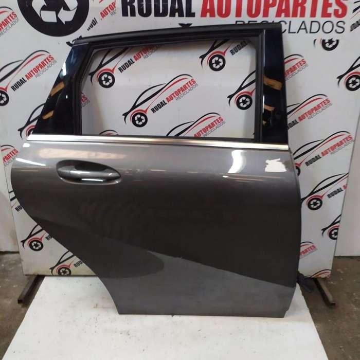Puerta Trasera Derecha Mercedes B200 19000 Oblea:03052503