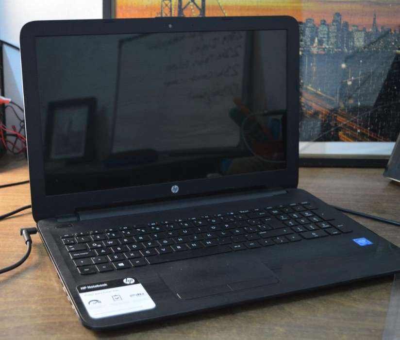 Notebook HP » Modelo: 15-AY026LA