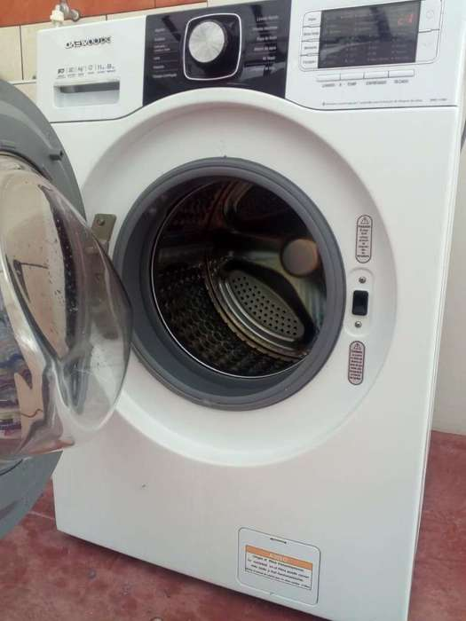 Lavadora Secadora Daewoo