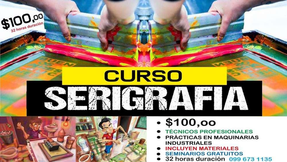 Cursos De Serigrafia Y <strong>seminario</strong>s Gratuitos SÁBADO 01 DE JUNIO