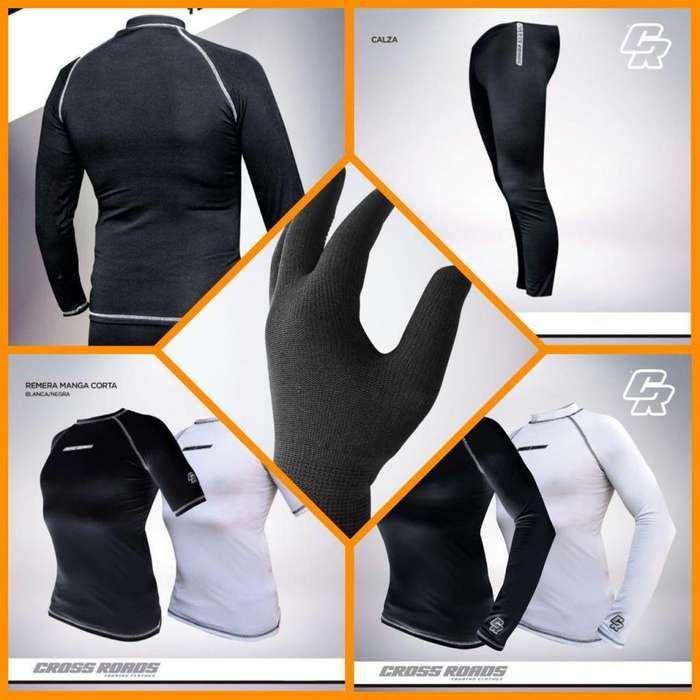 Remeras calzas Térmicasprimera piel, <strong>medias</strong> MX, Rompeviento y guantes. Ventas por mayor y menor
