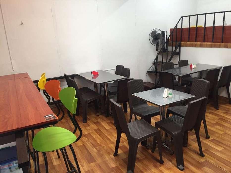 Venta del <strong>negocio</strong> (restaurante) Chapinero