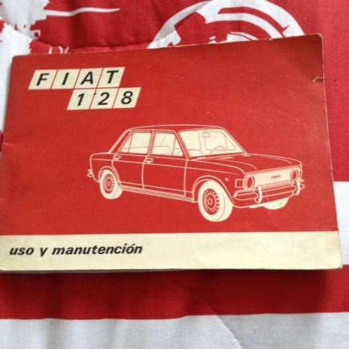 Manual Fiat 128 Original