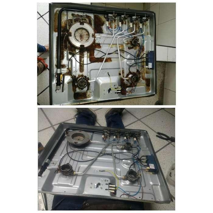 Servicio Técnico Estufas Y Gas Natural