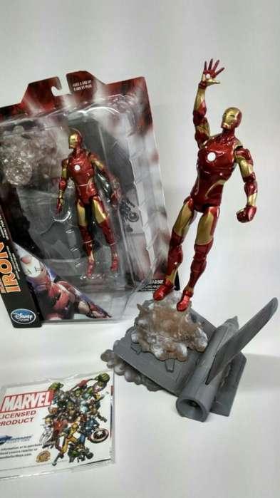 Iron Man Edge Armor Nuevo Original