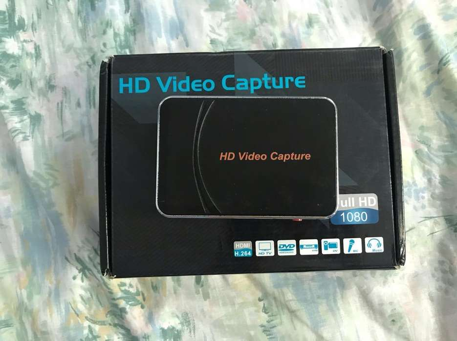 Capturadora de Video:Hd Video Capture