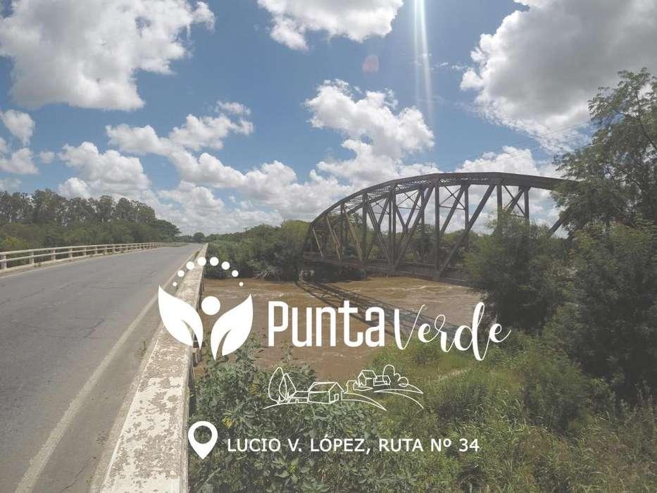 Oportunidad de Inversion - Terreno a minutos de Ibarlucea - Punta Verde