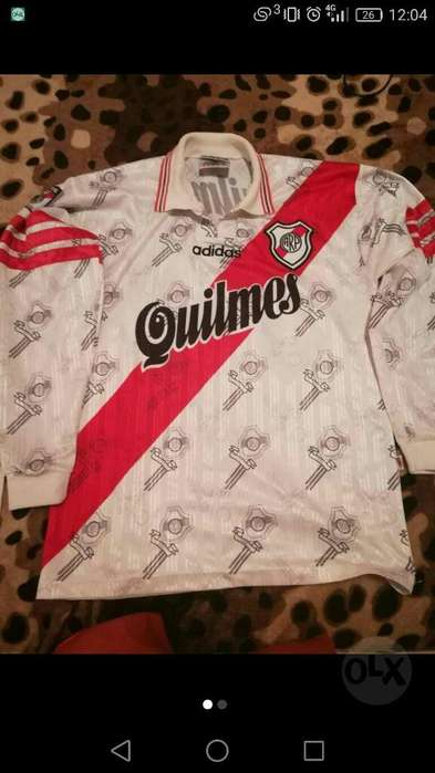 Camiseta River Plate 1997