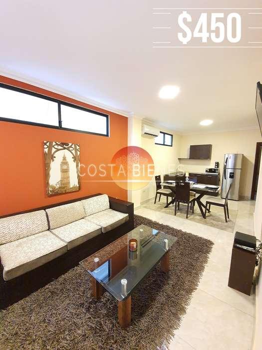 Suite Kennedy Norte amoblada full cerca al Hilton 3min San Marino