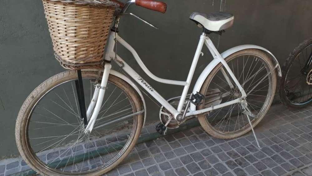 Bicicleta Dama Peretti Rodado 26