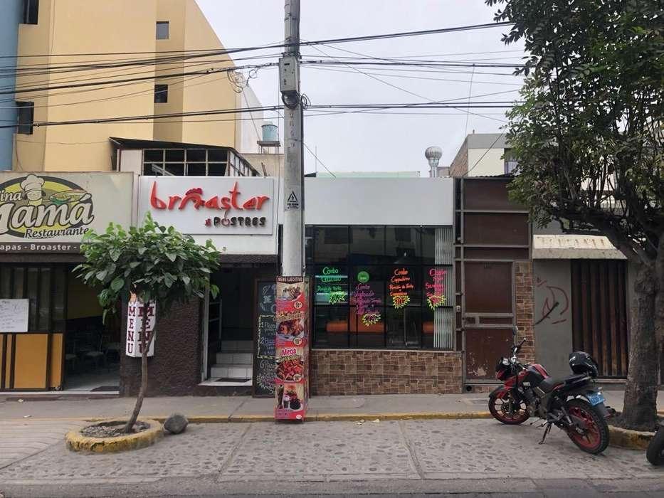 Traspaso Cafetería-Broastería