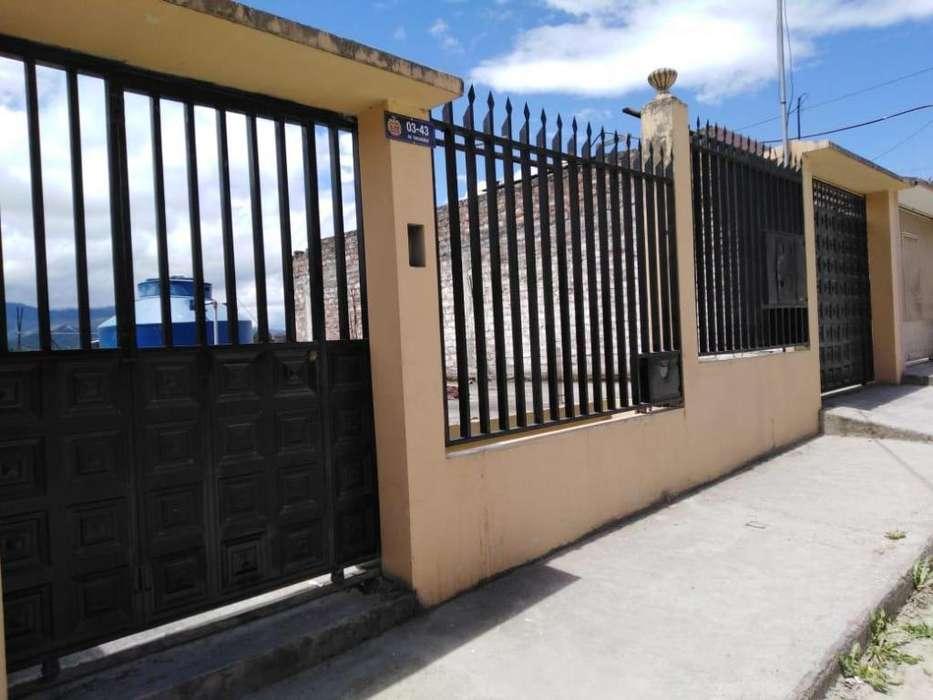 Vendo Casa en Ciudadela Clodoveo Jaramillo alto