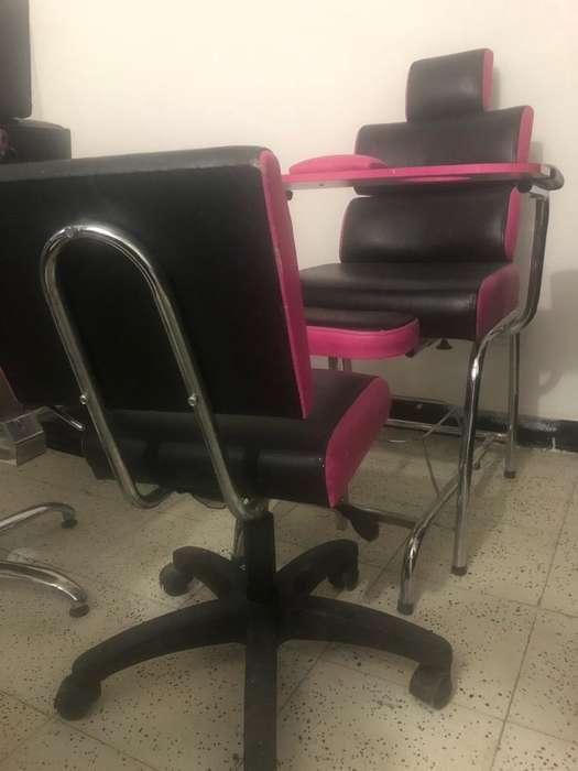 Mueble para Manicure Y Pedicure