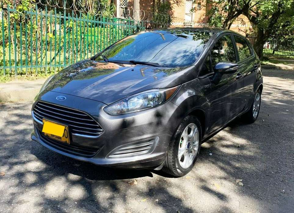 <strong>ford</strong> Fiesta  2015 - 62500 km