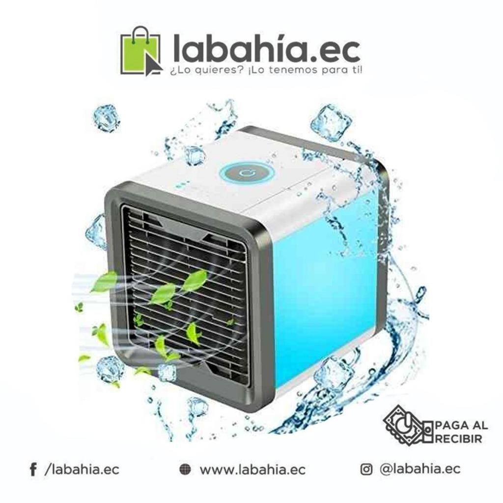 Mini Cooler Enfriador Aire Acondicionado Portatil