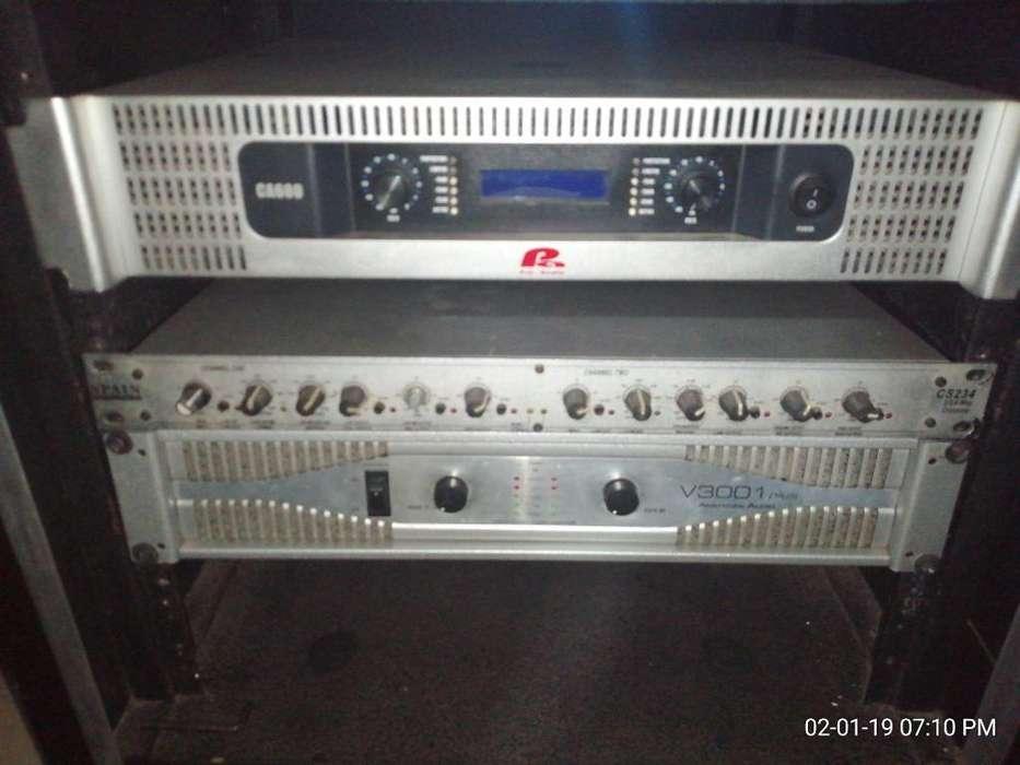 Planta Pro Audio Ca 600