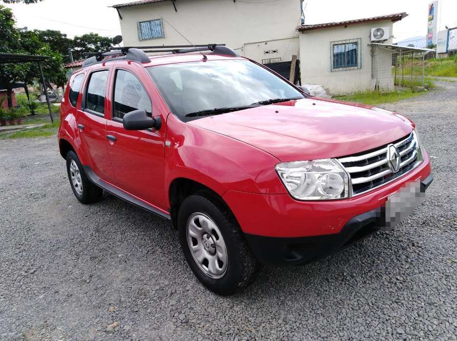 Renault Duster 2014 - 126000 km