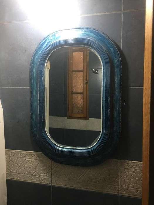 Espejo para Baño Patinado