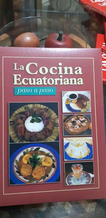 Se Vende Libro Recetas Ecuatorianas