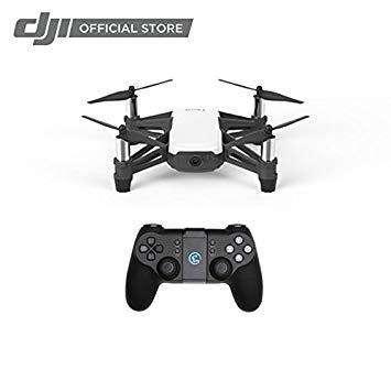 Combo Drone Ryze Tello By Dji Control Remoto T1d