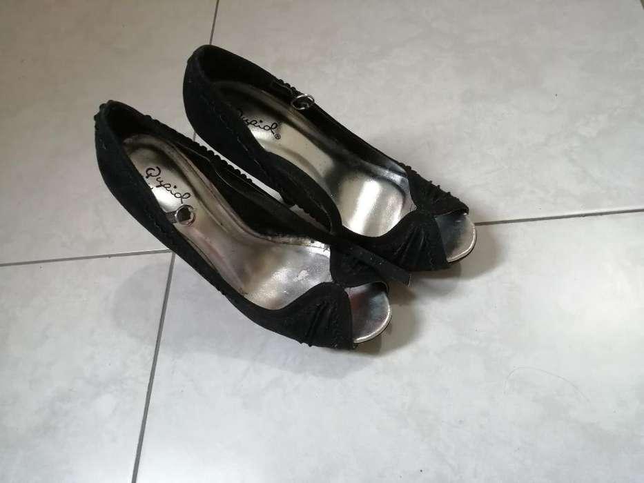 Zapatos en Medio Uso Tallas 37
