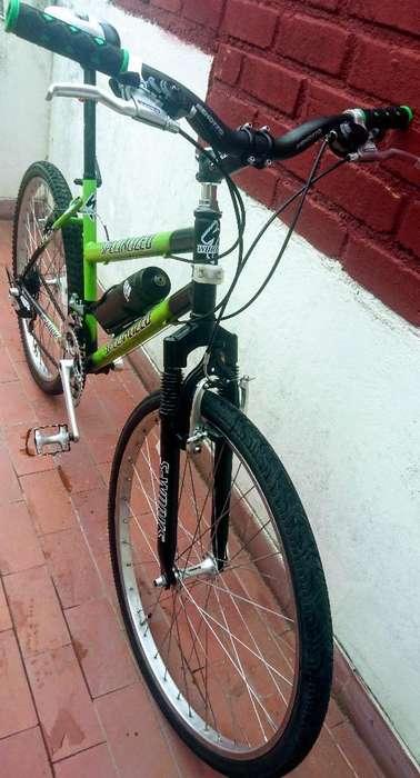 Bicicleta Montañera Mtb