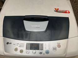 Lavadora LG Turbodrum sensor