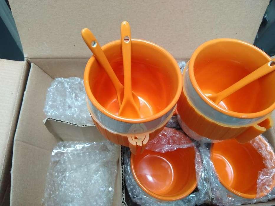 Set de Vasos por Seis