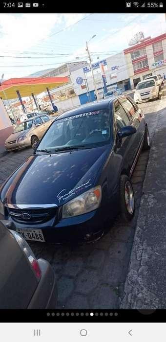 Kia Cerato  2006 - 300000 km