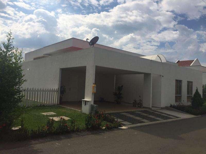 Casa Condominio En Venta En Jamundi Club Del <strong>campo</strong> La Morada Cod. VBIEI770