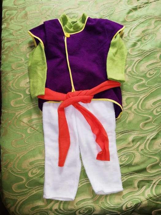Disfraz gohan gran kaiosama