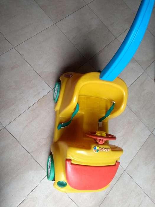 Auto Rotoys usado, para BB y niños, muy buen estado