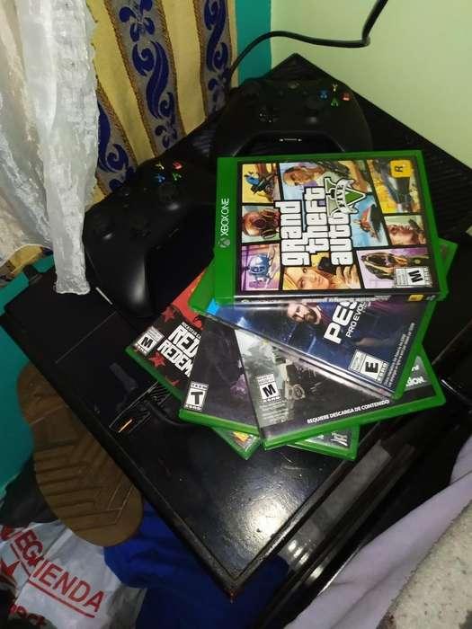 Xbox One Como Nueva