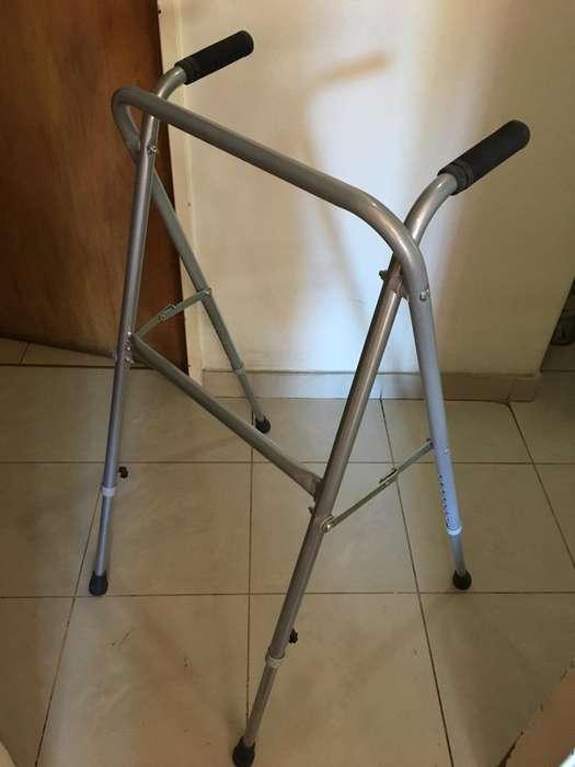 Andador Ortopedico Plegable Y Regulable