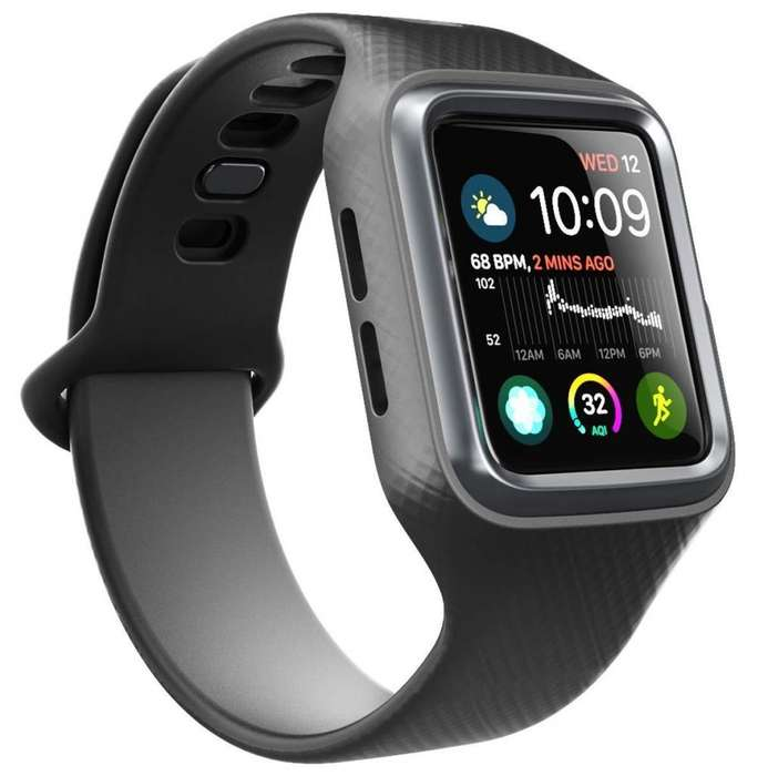 Correa Case Sport Tipo Gshock @ Apple Watch 4 44mm 40mm, tienda en C. Comercial