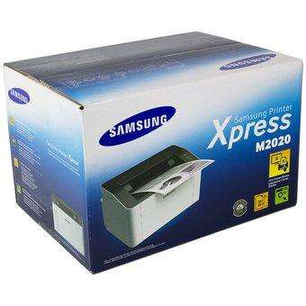 Impresora Samsung Láser a Color Xpress M2020W, , WiFi, Ethernet, USB.