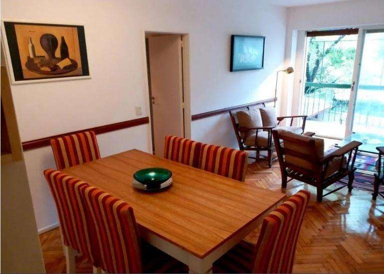 Alquiler Temporario 3 Ambientes con Dependencia, Billinghurst 2100, Recoleta