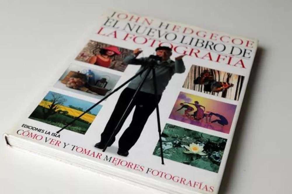 El Nuevo Libro de La Fotografía Hedgecoe
