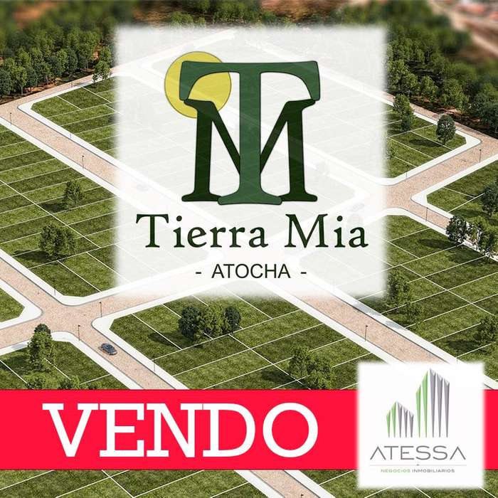 Loteo Tierra Mia. Sobre Autopista Oeste San Lorenzo Chico