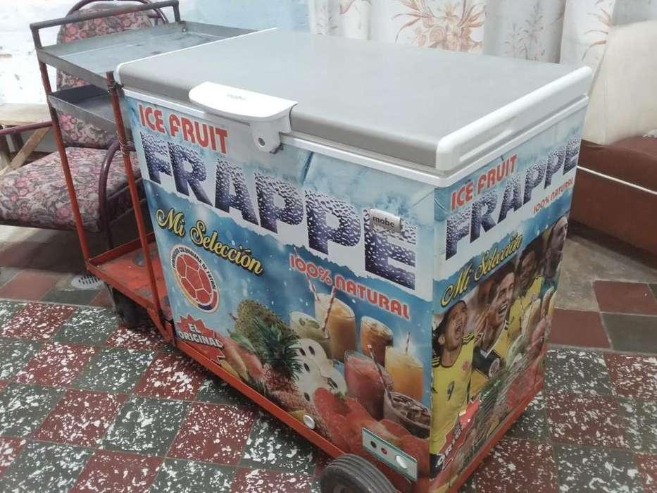 Carro Frappé Palmira