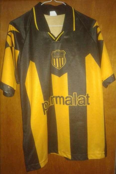 Camiseta Peñarol Uruguay Remera Futbol Made in Brasil Numero 10